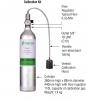 Комплект для калибровки : HCFC / HFO / HFC - CO2 / NH3