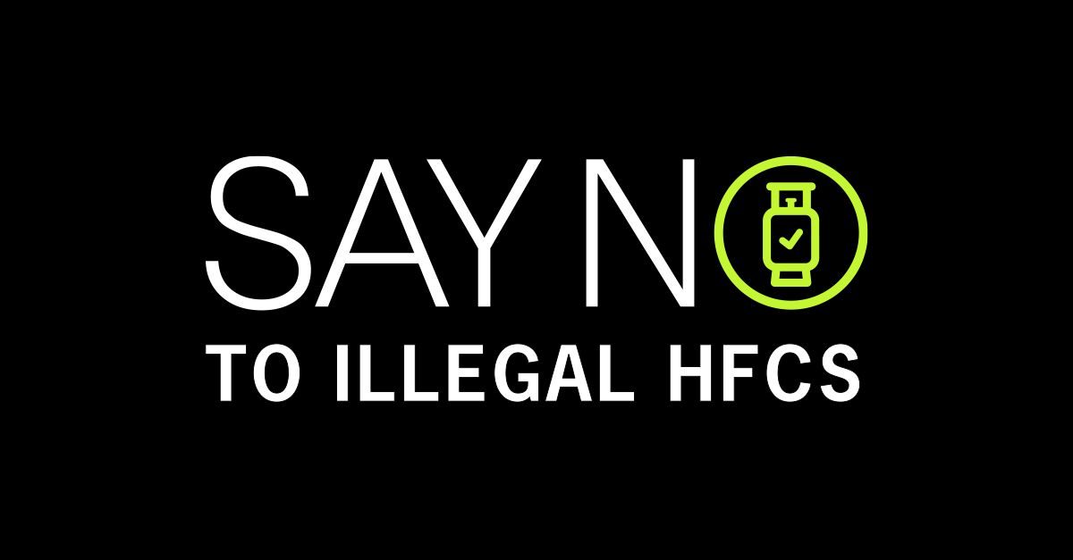 Fight against illegal HFCs