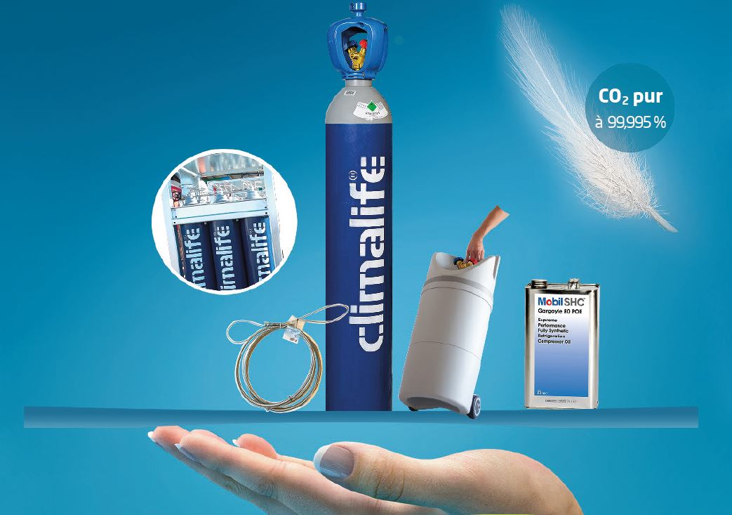 360° CO2 offer from Climalife
